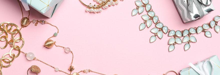 Bijoux aux enchères